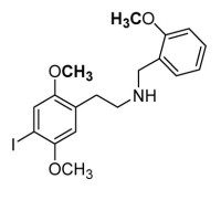 Legal Acid, 25I-NBOMe, 5 Tabs (100µg)