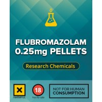 Flubromazolam Legal High, 5 pills